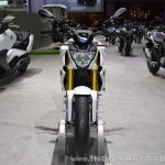BMW G 310 R front at 2017 Thai Motor Expo