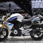 BMW G 310 R left side at 2017 Thai Motor Expo