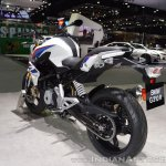 BMW G 310 R rear left quarter at 2017 Thai Motor Expo