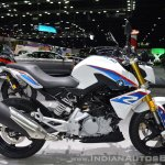 BMW G 310 R right side at 2017 Thai Motor Expo