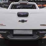 Chevrolet Colorado Centennial Edition rear at 2017 Thai Motor Expo
