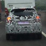 Datsun GO Cross spied rear