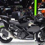Kawasaki Ninja 400 Black right side at 2017 Thai Motor Expo