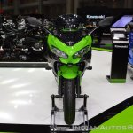 Kawasaki Ninja 400 KRT Edition front at 2017 Thai Motor Expo