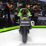 Kawasaki Ninja 400 KRT Edition rear at 2017 Thai Motor Expo