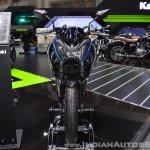 Kawasaki Z300 ABS front at 2017 Thai Motor Expo