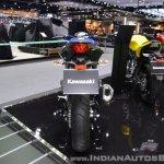 Kawasaki Z300 ABS rear at 2017 Thai Motor Expo