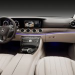 Mercedes E-Class All-Terrain interior