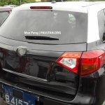 Proton badges Suzuki Vitara to launch in Malaysia