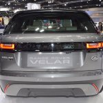 Range Rover Velar rear at 2017 Thai Motor Expo