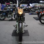 Royal Enfield Classic 500 Bobber front at 2017 Thai Motor Expo