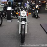 Royal Enfield Continental GT front at 2017 Thai Motor Expo