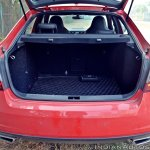 Skoda Octavia RS review test drive boot space