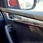 Skoda Octavia RS review test drive interior door trim