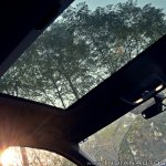 Skoda Octavia RS review test drive panoramic sunroof