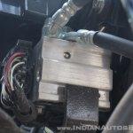 Suzuki Gixxer SF SP FI ABS review ABS control module