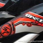 Suzuki Gixxer SF SP FI ABS review fairing decals