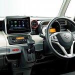 Suzuki Spacia dashboard