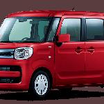 Suzuki Spacia front angle