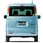 Suzuki Spacia rear