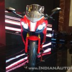 TVS Apache RR 310 Red India launch front
