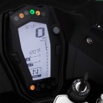 TVS Apache RR 310 digital display