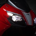TVS Apache RR 310 headlamps