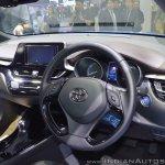 Toyota C-HR at Thai Motor Expo 2017 dashboard
