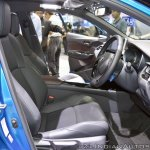 Toyota C-HR at Thai Motor Expo 2017 front seats