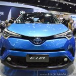 Toyota C-HR at Thai Motor Expo 2017 front