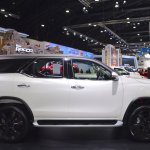 Toyota Fortuner TRD Sportivo profile at 2017 Thai Motor Expo