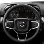Volvo XC40 steering wheel