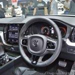 Volvo XC60 T8 R-Design at Thai Motor Expo 2017 dashboard