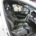 Volvo XC60 T8 R-Design at Thai Motor Expo 2017 front seat