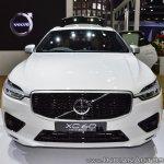 Volvo XC60 T8 R-Design at Thai Motor Expo 2017 front