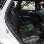Volvo XC60 T8 R-Design at Thai Motor Expo 2017 rear seats
