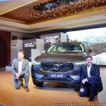 Volvo XC60 launched in India