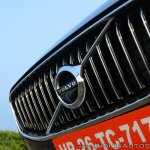 Volvo XC60 test drive review badge