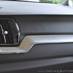 Volvo XC60 test drive review driftwood inlay