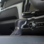 Volvo XC60 test drive review gear selector