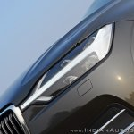 Volvo XC60 test drive review headlights