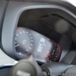 Volvo XC60 test drive review instrument console digital