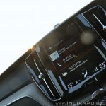 Volvo XC60 test drive review touchscreen