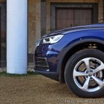 2018 Audi Q5 test drive review alloy