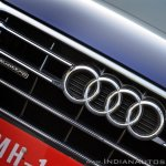 2018 Audi Q5 test drive review badge