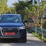 2018 Audi Q5 test drive review front (2)