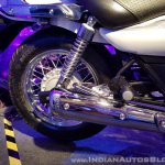 2018 Bajaj Avenger 220 Cruise unveiled rear wheel