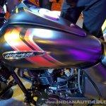 2018 Bajaj Avenger 220 Street unveiled fuel tank