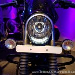 2018 Bajaj Avenger 220 Street unveiled headlight