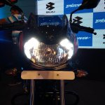 2018 Bajaj Discover 110 launch headlamp